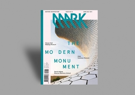 Collate #mark #design #magazine
