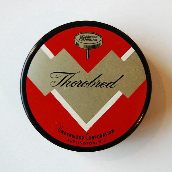 Thorobred Badge #script #color #shapes #badge