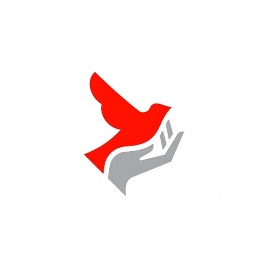 Luke Bott #logo #bott #hand #luke