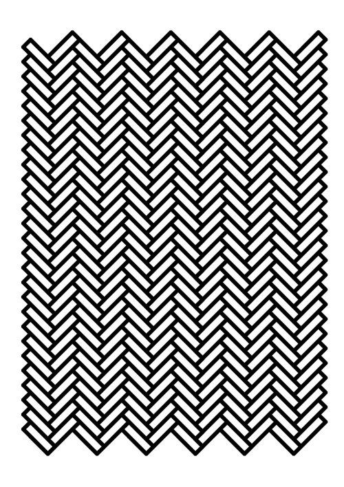 SUZANNE CLEO ANTONELLI #pattern