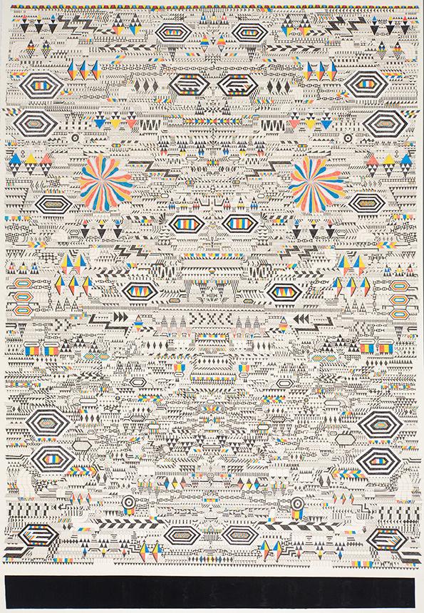 Matthew Craven   PICDIT #design #pattern #art #drawing