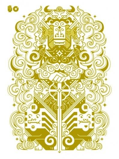 Sparkly / Kirameki | STUBBORN SIDEBURN® #illustration #art