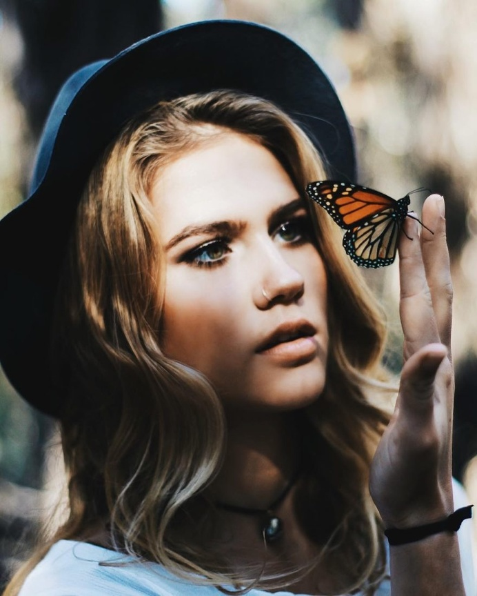 Beautiful Female Portraits by Andre Nguyen