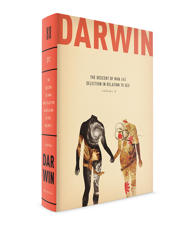 DARWIN BOOK SERIES - Caleb Heisey Design