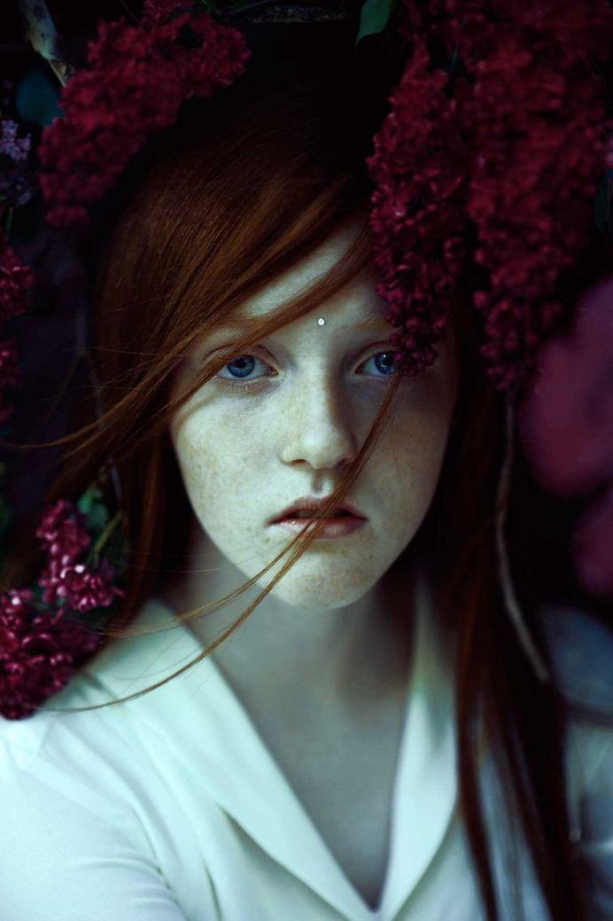 Gorgeous Fine Art Portrait Photography by Liat Aharoni