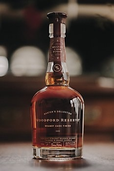 Woodford Reserve packaging
