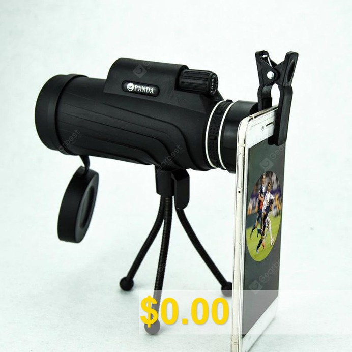 40×60 #Monocular #High-definition #Outdoor #Viewing #Low-light #Night #Vision #Mobile #Phone #Camera #Glasses #- #A #TELESCOPE