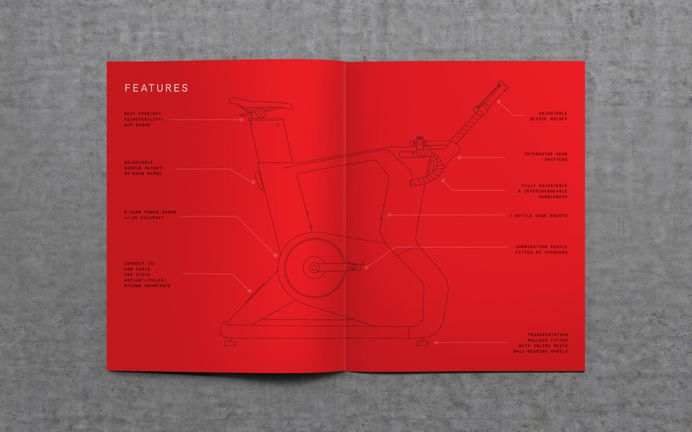 Wattbike Atom brochure by Onwards