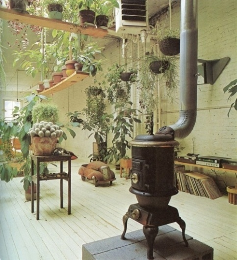 The Utter East #interior #zemblamatic #plants