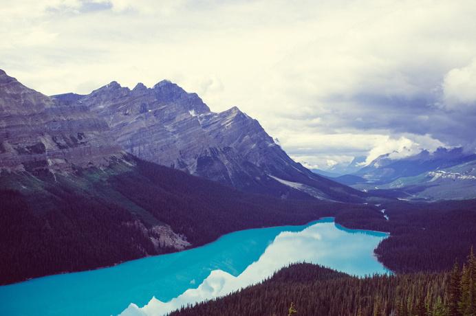 11 #lake #mountains #reflection