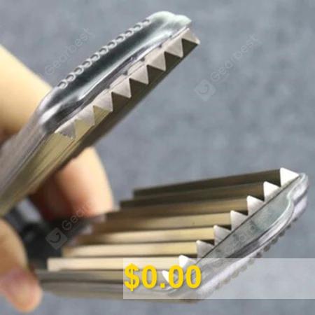 Temperature #Adjustment #Scissors #Type #Straight #Curler #Electric #Straightener #- #288 #EIGHT-TOOTH #CORN #PLATE