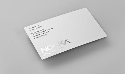 Nooka Design Team – SI Special   September Industry #design #identity #stationery