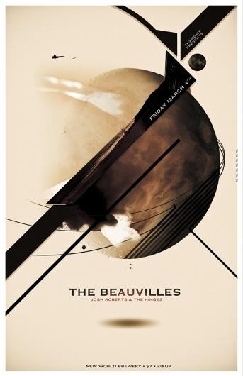 5446696226_71ef4df2c7_b.jpg (JPEG Image, 583x899 pixels) #music #design #poster #beuvilles