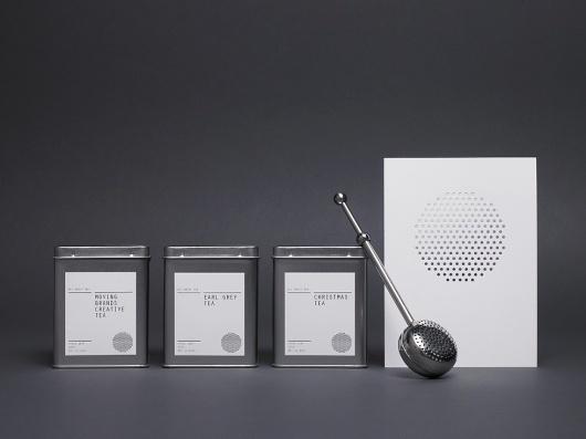 THEARTISTANDHISMODEL #silver #branding #clean