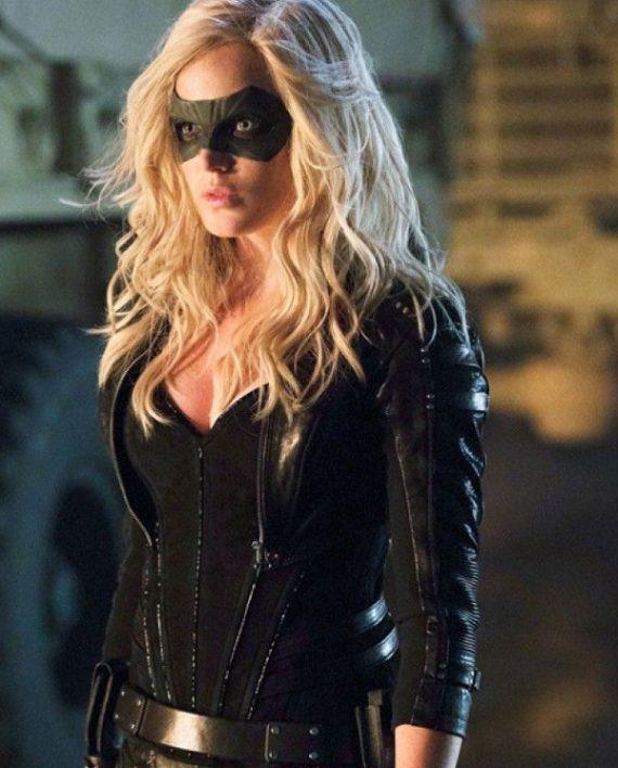 Arrow Season 2 Katie Cassidy Jacket (4)