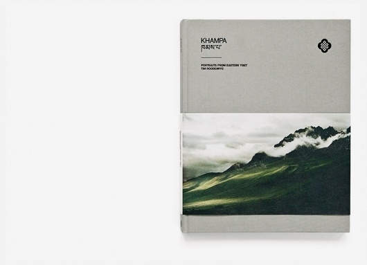 Hampus Jageland #cloth #minimal #debossed #book