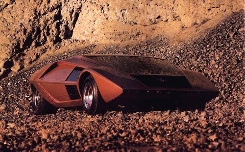 Holder of a Boulder #concept #car