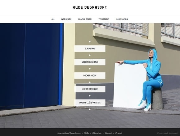 21 Beautiful Examples of Color Usage in Web Design | Inspiration #layout #web