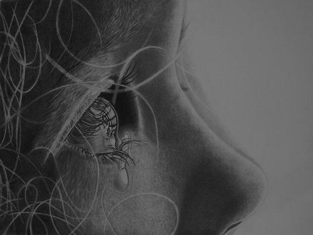 Hyperrealistic Pencil Portraits-9 #portrait #pencil #art #realistic