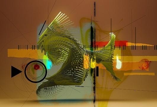 Logic 2009 - semafore #form #sculpture #flow #direction #edit #iteration #music
