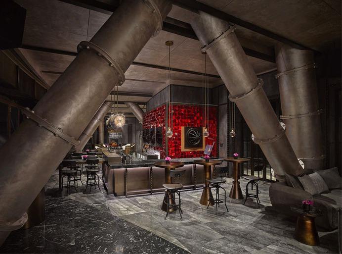 InterContinental Shanghai Wonderland Hotel - InteriorZine