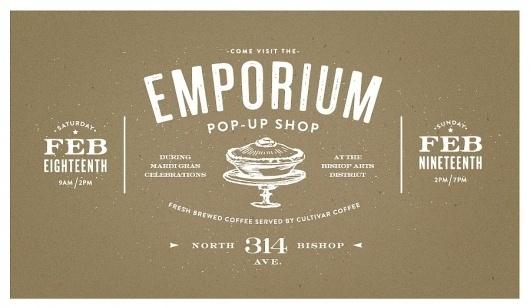 Blog // Foundry Co #mark #emporium #illustration #foundry #logo