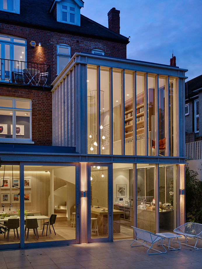 Edwardian Home in West London / Andy Martin Architecture