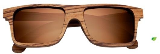 Shwood | Wood Sunglasses | Govy | Zebrawood #glasses #zebrawood #sunglasses #wood #brown #shwood #govy