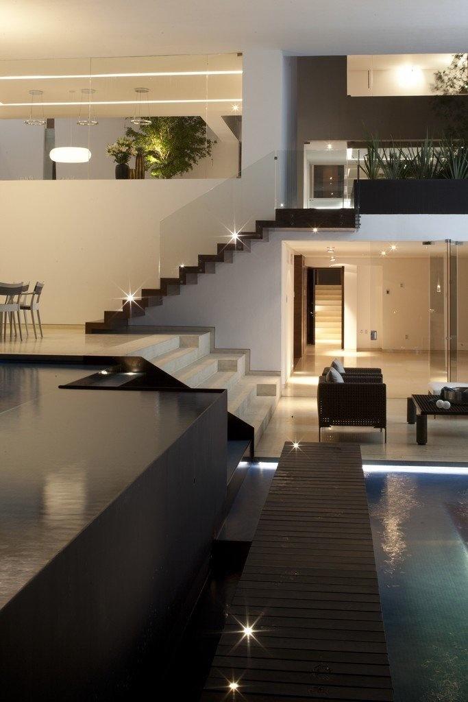 Water House by Almazan Arquitectos Asociados