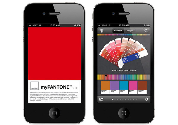 pantone_01 #interface #pantone