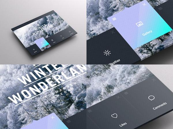 Weather Dashboard / Global Outlook on Behance #pattern #weather #ux #portal #ui #dashboard #app #winter