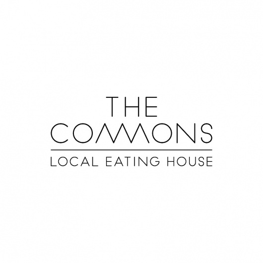 Craig & Karl - The Commons #white #design #black #restaurant #minimal #and #logo #typography