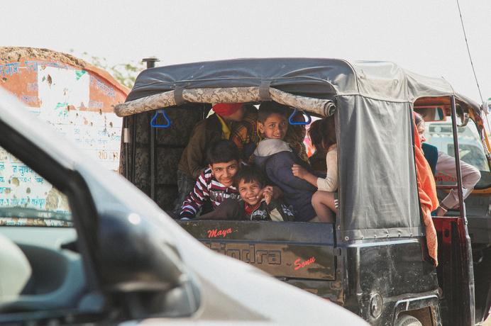 Rajasthan 2011 - Vinesh.K #photojournalism #rajasthan #india #travel #road #trip #photography #street #kids