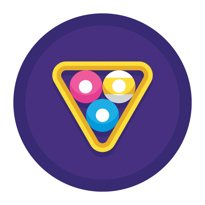 See more icon inspiration related to billiard, fun, snooker, pool, hobbies and free time, billiards, leisure, gaming, entertainment, objects, sports, balls and sport on Flaticon.