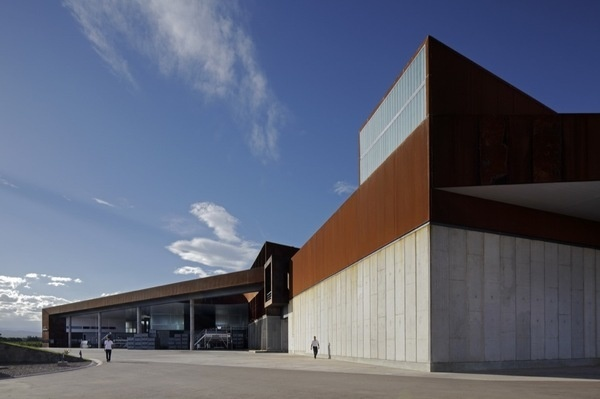 Navarro Correas Winery / aft Arquitectos #sheds #architecture