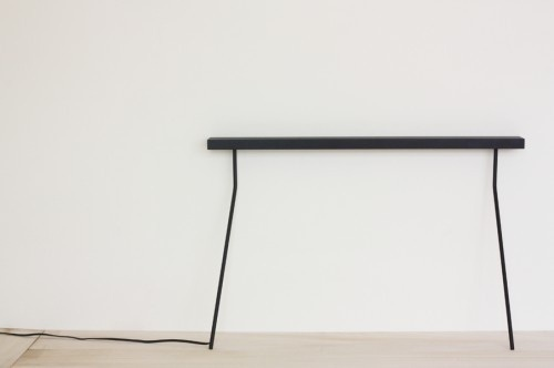 http://blog.leibal.com/products/lighting/leaning-table-light/ #lighting