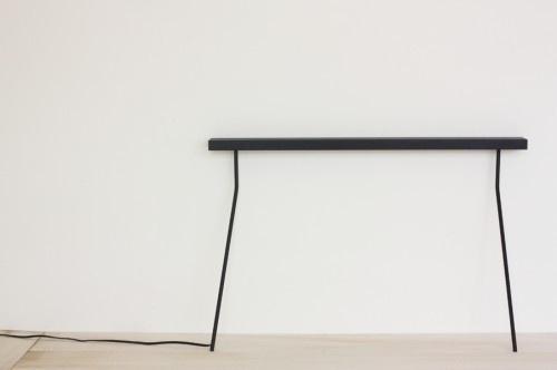 http://blog.leibal.com/products/lighting/leaning-table-light/ #lighting