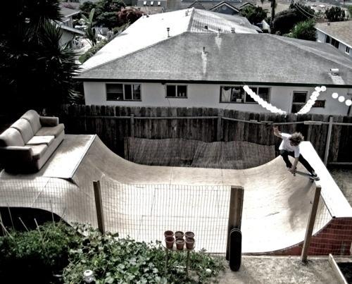 YIMMY'S YAYO™ #pip #sofa #ramp #plants #skate #pipe #garden