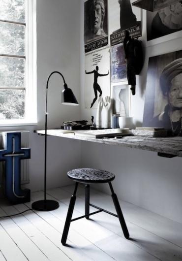 Lovenordic Design Blog #interior #workspace