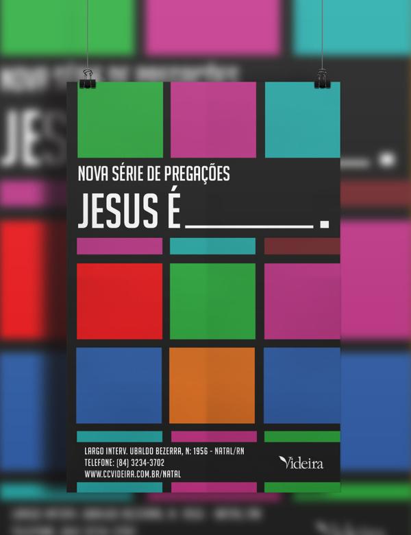 Flyers 2013 - LL on Behance #jesus