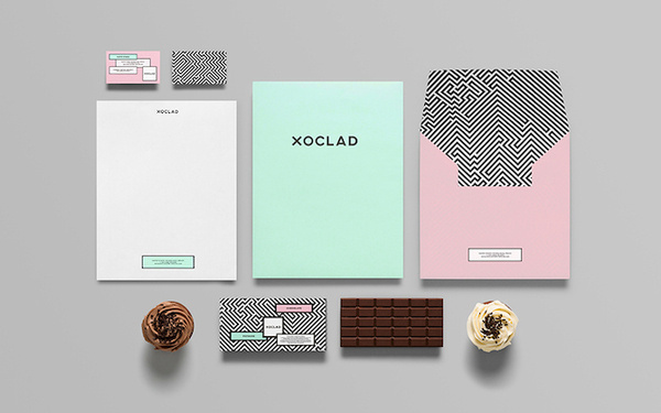 Xoclad Branding by Anagrama #anagrama #xoclad #branding #by