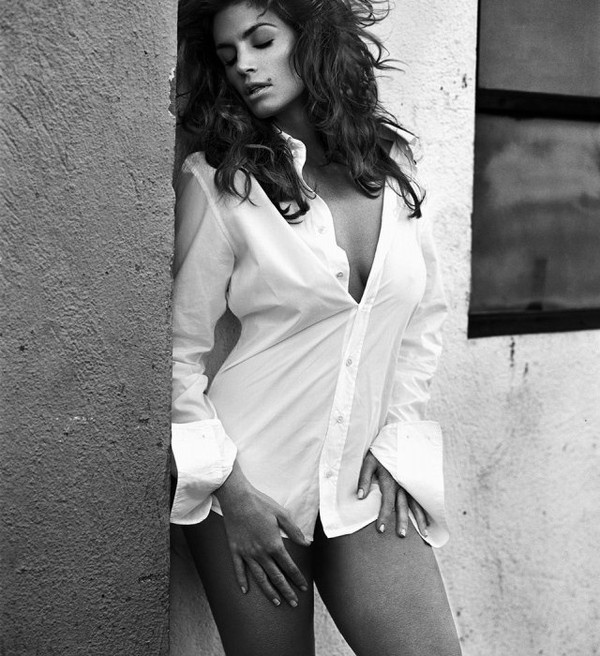 Black and White Portraits by Vincent Peters #inspiration #white #black #photography #and