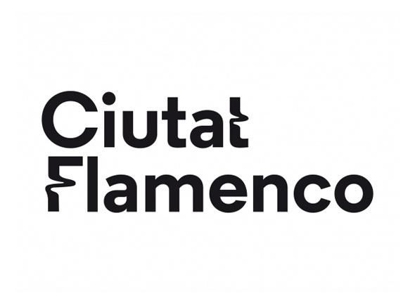 Ciutat Flamenco #experimentation #flamenco #tipography #music #logo