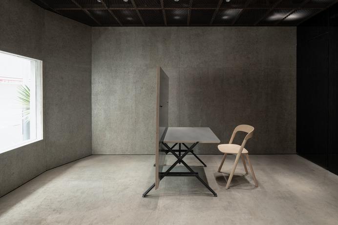 Space of No Use Showroom by Kosaku Matsumoto
