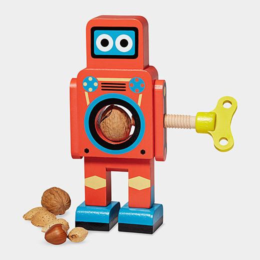 Robot Nutcracker #nutcracker #robot