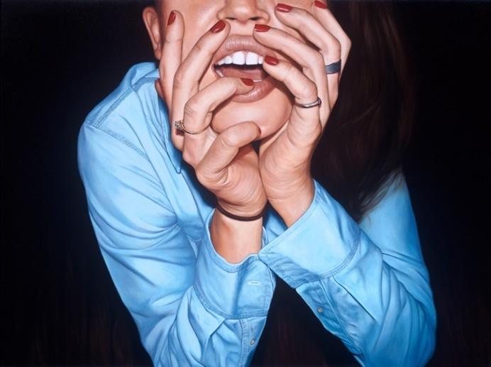 Photo-realistic Paintings by Jeff Ramirez - JOQUZ #painting #art