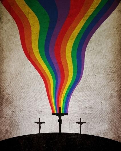 Jim LePage #cross #jesus