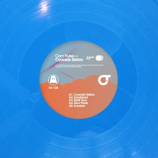 Cyanide Sisters (Vinyl Version) by Com Truise | Music | The Ghostly Store #international #album #truise #record #com #ghostly #haley #seth