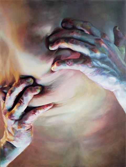 Paintings by Cara Thayer & Louie Van Patten | PICDIT #painting #art