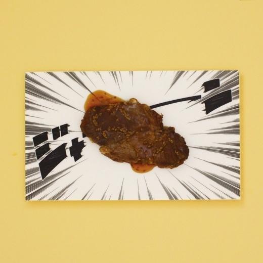 Manga Dishes and Tableware by Japanese Mika Tsutai » Design You Trust – Social design inspiration! #ideogram #japanese #design #graphic #food #porcelain #manga #dish